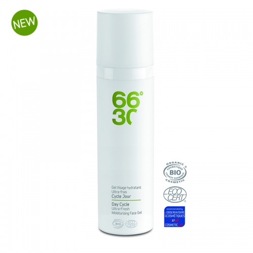 66°30 Day Cycle Ultra frisse hydraterende gel