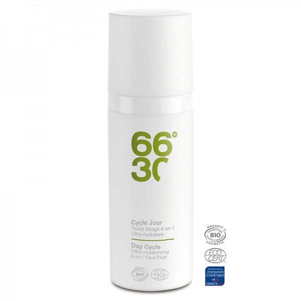 66°30 Day Cycle Ultra-moisturizing 6-in-1 Face Fluid