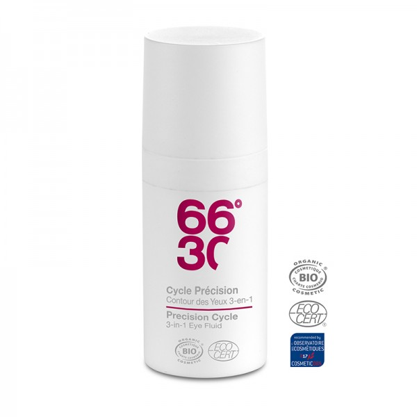 66°30 Precision Cycle  3-in-1 oogcreme