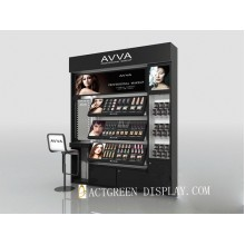 Cosmetics Make up Skincare Wall cabinet Display Stand
