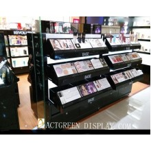 Customized Cosmetics Counter Display Stand
