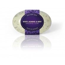 Massage Soap - White Jasmine & Mint