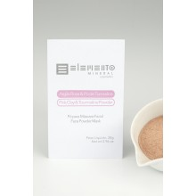 Pink Clay & Tourmaline Powder