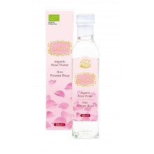 Organic Rose water ALBA - 250 ml