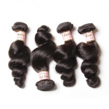 Brazilian Loose Wave Virgin Hair African American