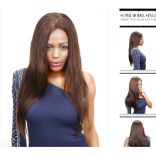 Virgin Hair Lace Wig  Straight Hair Wigs For African Americans