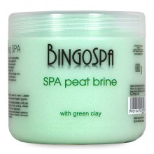 SPA Peat Brine With Green Clay