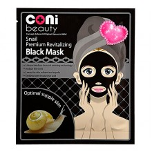 Snail Premium Revitalizing Black Mask
