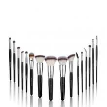 Professional 16-pcs makeup brush set