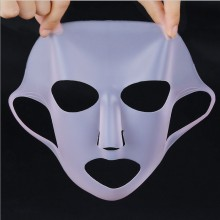 Female silicone face mask silicone facial mask | Jazzy Color