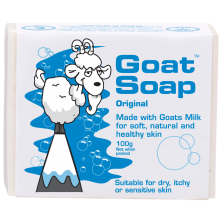 Goat Soap Bar Original 100g