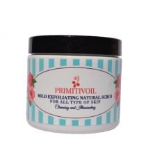 PrimitivOil Gentle Face Scrub (200 ml)