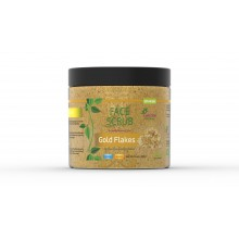 Gold Face Scrub