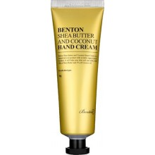 BENTON Shea Butter and Coconut Hand Cream