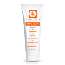 Vitamin C + Sea Hydration Mask