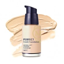 MCC PERFECT FINISH FOUNDATION #21 NATURAL BEIGE