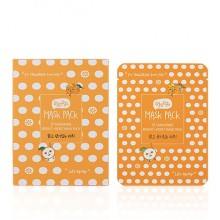 Qyo Qyo Tangerine Bright  and Moist MASK PACK