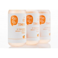 Qyo Qyo Tangerine Bright  and Moist TONER