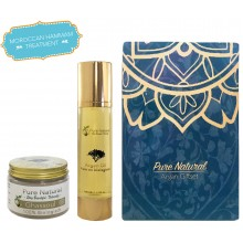 Argan olie Beauty Box Large