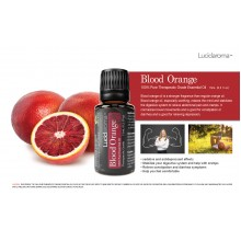 Lucid Aroma Blood Orange 100% pure essential oil 15 mL