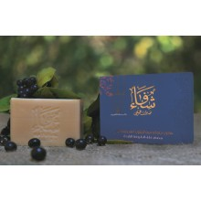 ALEPPO ROYAL SOAP WITH BLACK MUSK