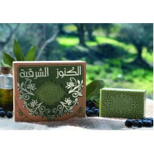 ALEPPO TRADITIONAL ORIENTAL TREASURE SOAP WITH DAMASCUS JASMINE