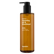 Hanskin Cleansing Oil & Blackhead [AHA]