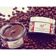 Face Scrub, Coffee Beans & Dead Sea Salt