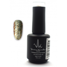 Vivien Kondor London Professional Gel Polish-Sparkling Champagne