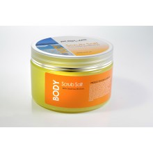 Body Scrub Dead Sea Salt 300 g lemon