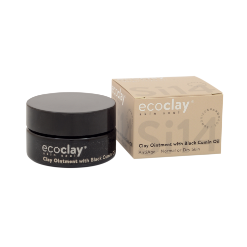 EcoClay Clay Ointment With Black Cummin Oil