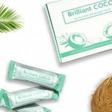 Brilliant Coco - 2 week course dental detox