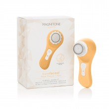 Magnitone BareFaced! Daily Cleansing & Toning Brush (Orange)