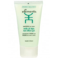 Belly & hips hot effect gel