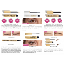 Brochure Grande Cosmetics - French (25 pieces)