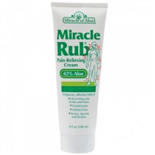 MIRACLE RUB - Pain Relieving Cream