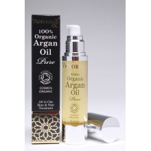 100% Organic Argan Oil Pure