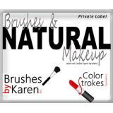 Brushes by Karen / ColorStrokes  beauty product supplier