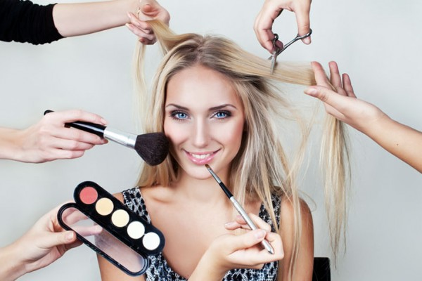 Buying beauty products for your salon