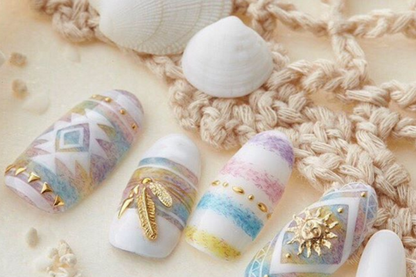 Nail trends summer 2016