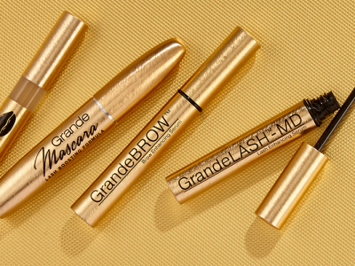 Discover Grande Cosmetics, the brand known for its eyelash serum