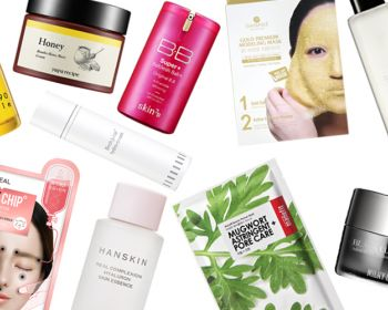 The 10 Best Korean Beauty Products of 2017