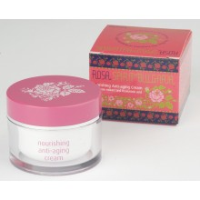Nourishing Anti Aging Cream With Rose Extract
