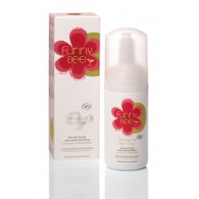 Swinging Morning - gentle exfolaiting floral cleanser