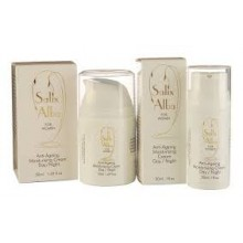 Salix Alba Anti-ageing Moisturising Cream for women, 24hr