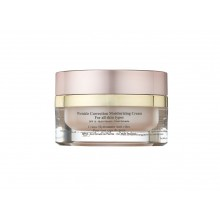 Wrinkle correction moist cream jar