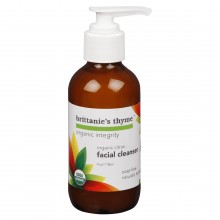 Organic Citrus Facial Cleanser