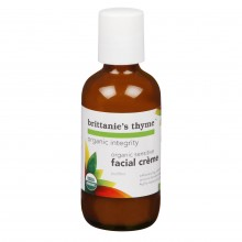 Organic Sensitive Facial Creme