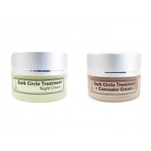 Dark Circle Treatment Kit ( Day Concealer and Night Cream)
