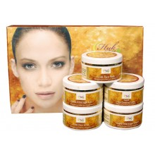 Huk Natural Gold Facial Kit